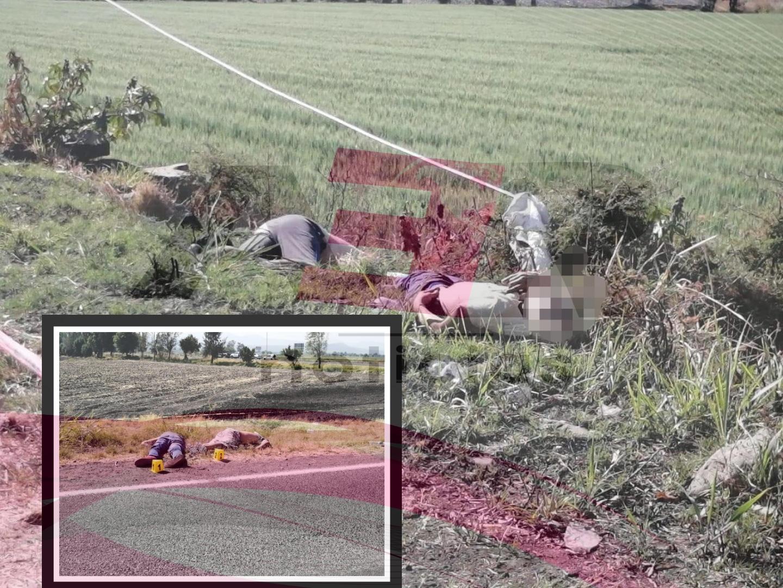 Localizan a cuatro hombres ejecutados en la carretera Huanímaro-Pueblo Nuevo 1
