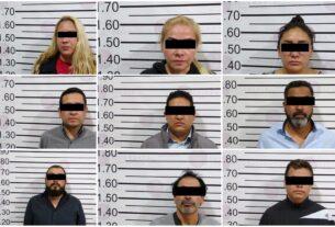 Detienen a nueve presuntos defraudadores en Salamanca 4