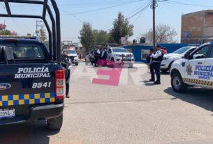"""Atienden policías reporte por riña familiar y son agredidos a """"machetazos"""" 4"""