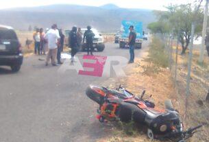 Muere menor de 13 años tras derrapar en motocicleta 3