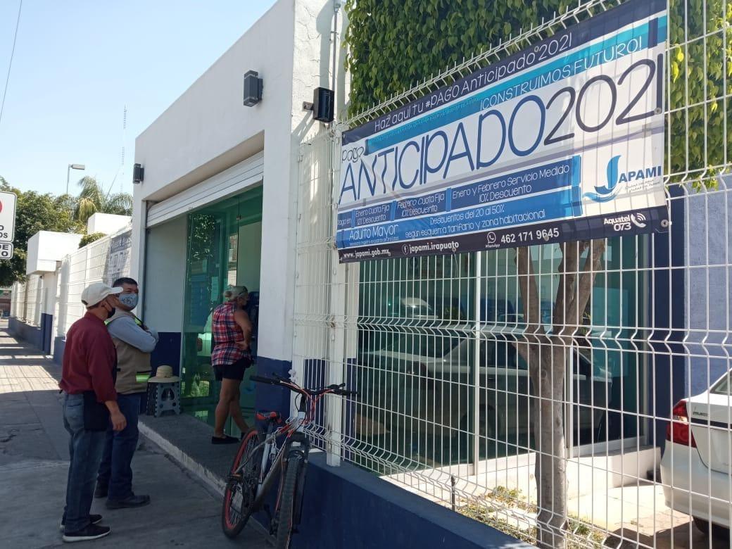 CUMPLEN CIUDADANOS CON PAGO ANTICIPADO 1