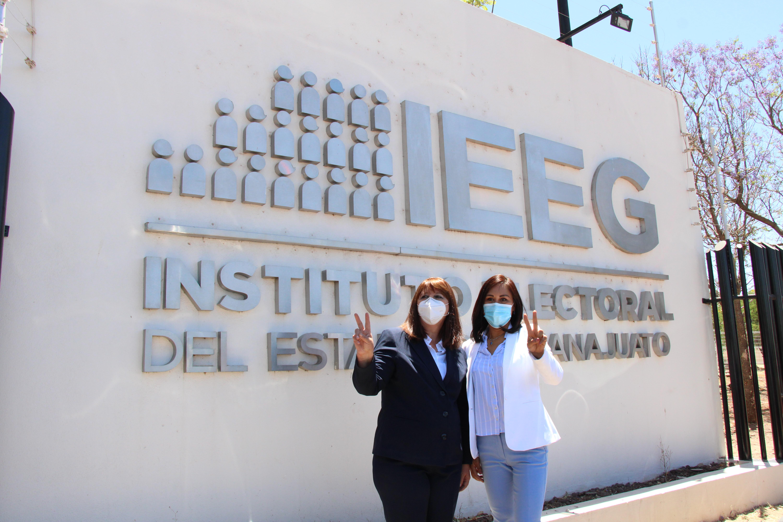 """""""Tú haces Irapuato"""": Susana Bermúdez va por diputación local del Distrito XI 1"""