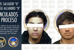 Vinculan a proceso penal a dos detenidos de un grupo delincuencial que privaron de la libertad a un hombre en un hospital en Celaya 3
