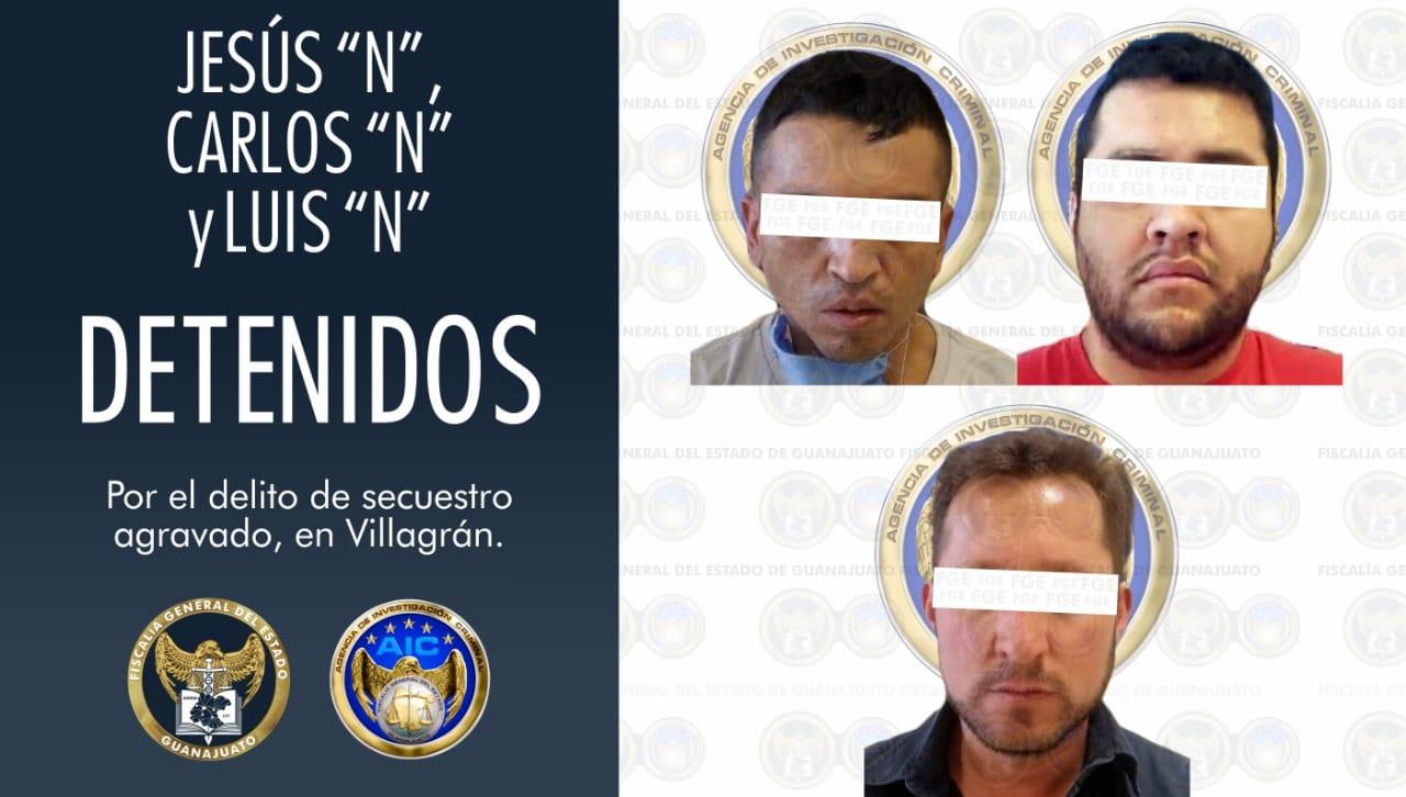 """Detiene la FGE a """"El Triste"""" líder de una célula del grupo delincuencial SRL dedicado al secuestro. 1"""