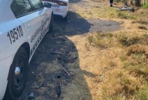 Muere elemento de la GN impactado por neumático de un tractocamión 3