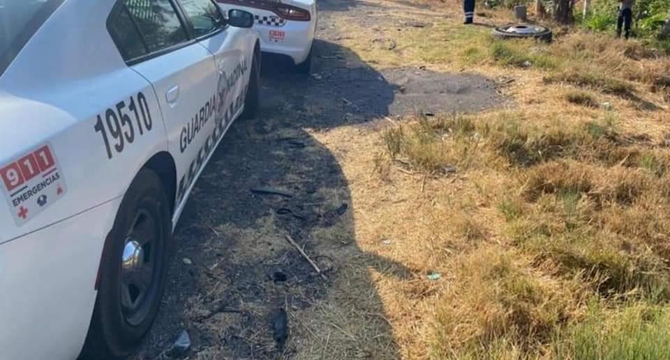 Muere elemento de la GN impactado por neumático de un tractocamión 2