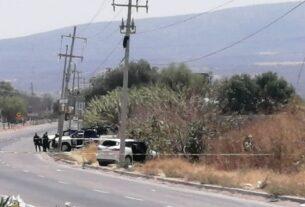 Tres civiles muertos en persecución y enfrentamiento con policías de Celaya 2