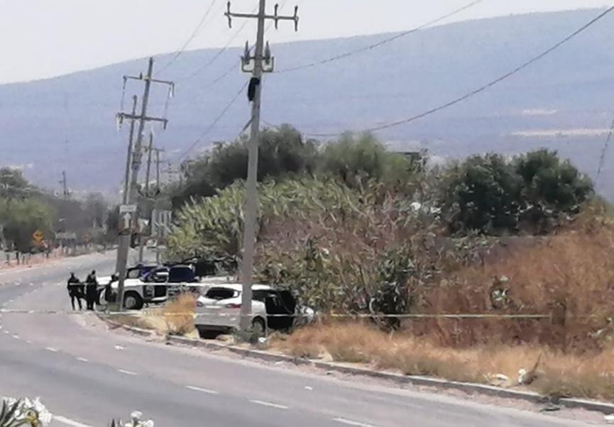 Tres civiles muertos en persecución y enfrentamiento con policías de Celaya 1
