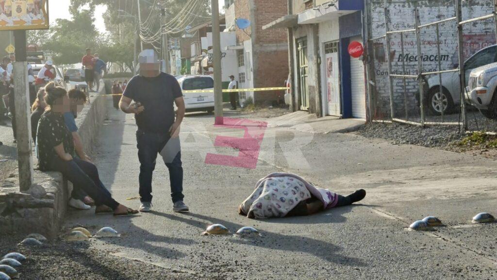 Matan a comerciante afuera de su negocio en Valle del Sol 2