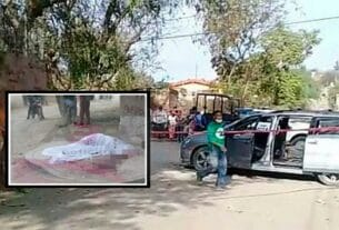 Sustraen y matan a elemento de las FSPE; en enfrentamiento abaten a cinco de los presuntos responsables 4