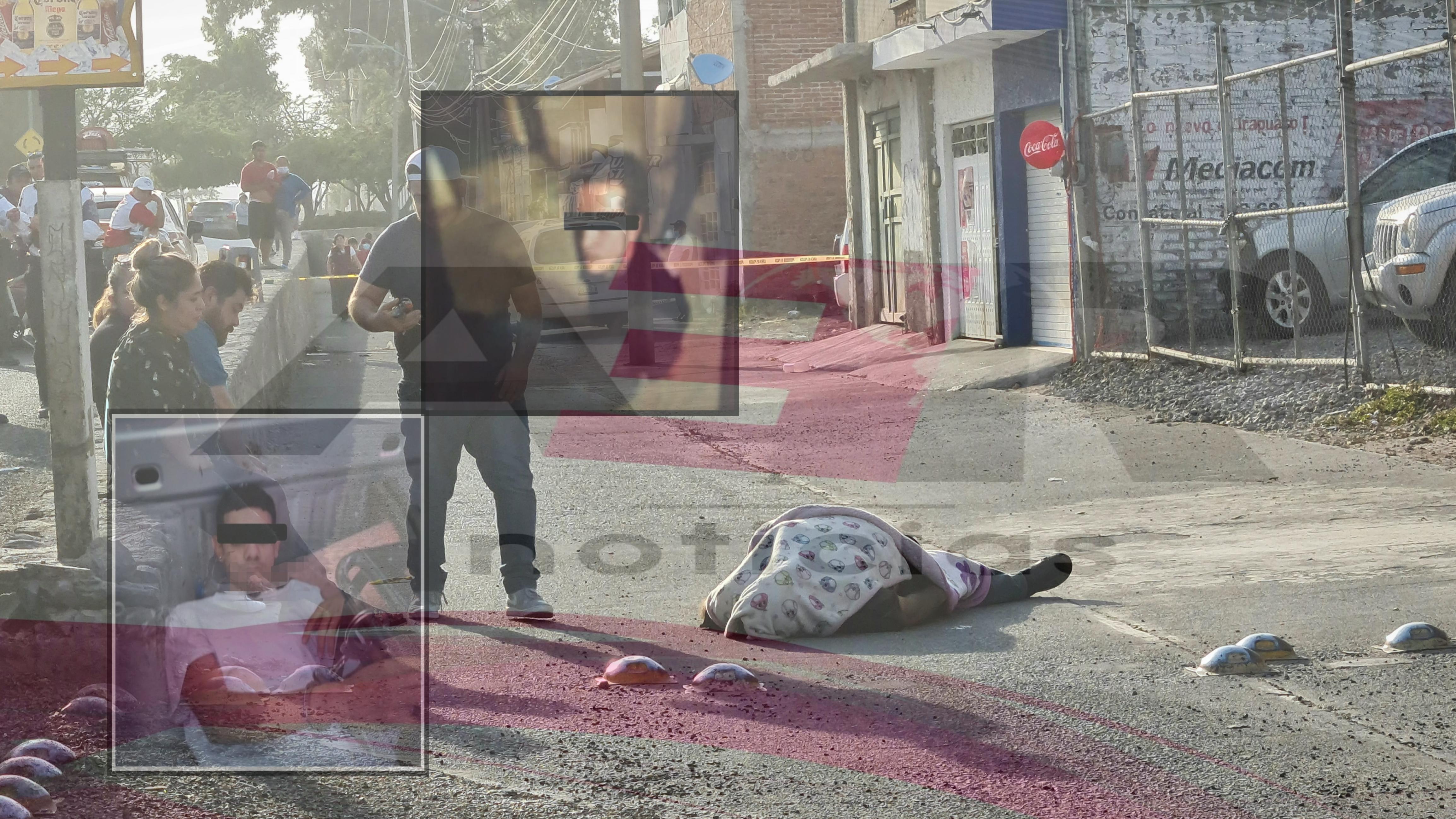 Detiene Policía municipal a dos presuntos responsables de homicidio de comerciante 1