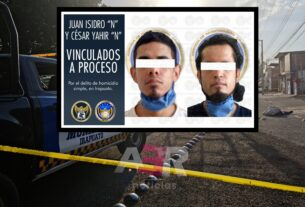 Vinculan a proceso a imputados en homicidio de comerciante de Valle del Sol 4