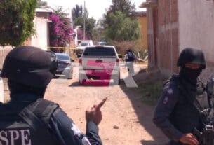 Enfrentamiento entre elementos de AIC y civiles armados deja tres muertos 3
