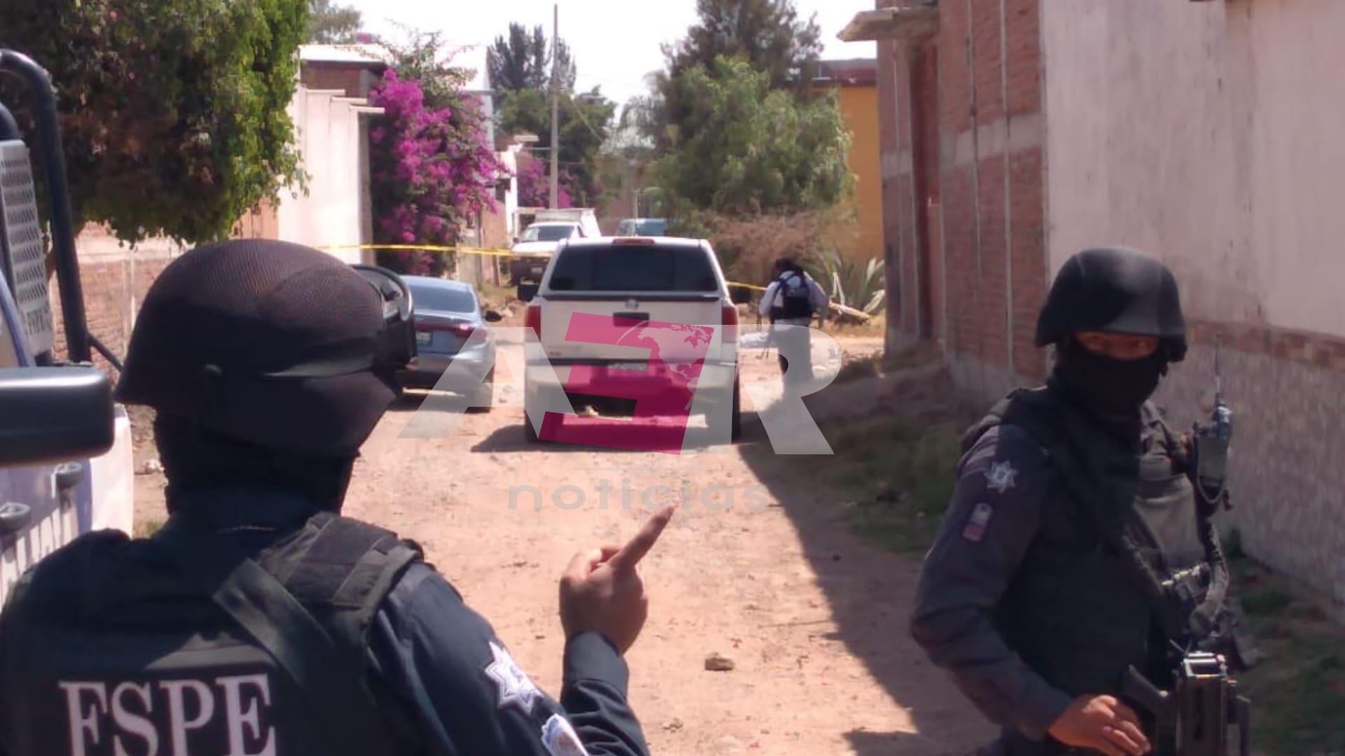 Enfrentamiento entre elementos de AIC y civiles armados deja tres muertos 1
