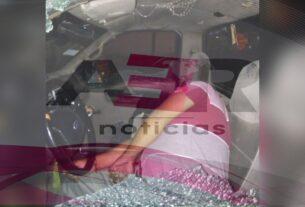 Ejecutan a hombre a bordo de camioneta en la Abasolo-Irapuato 2