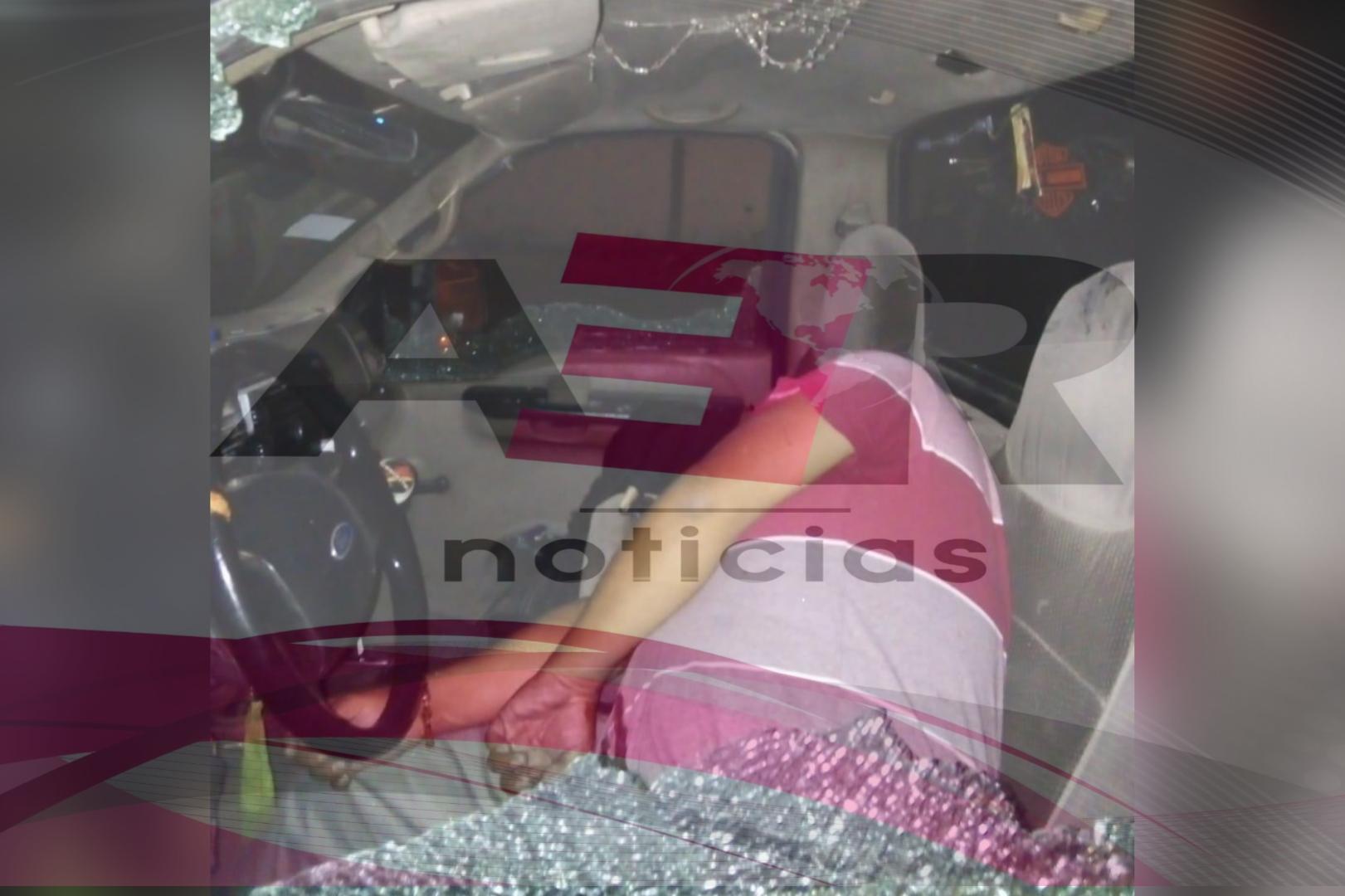 Ejecutan a hombre a bordo de camioneta en la Abasolo-Irapuato 3