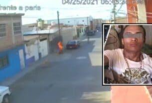 Hombre prende fuego a mujer de la tercera edad, se reporta grave 3