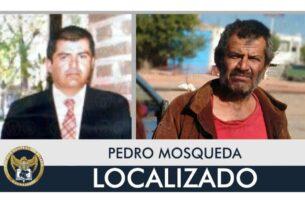 Localizan con vida en Durango a un hombre desaparecido en enero de este año en Salamanca. 4