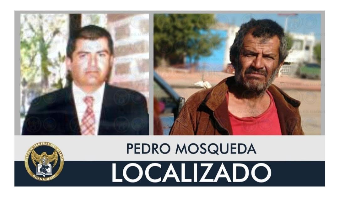 Localizan con vida en Durango a un hombre desaparecido en enero de este año en Salamanca. 1
