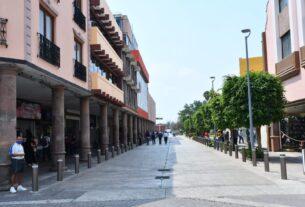 REABREN CIRCULACIÓN EN CALLE JUÁREZ DEL CENTRO HISTÓRICO 4