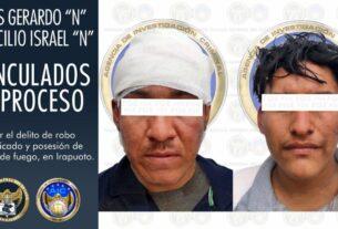 Vinculan a proceso penal a dos sujetos, por el robo violento de un vehículo y portación de armas de fuego, en Irapuato. 4