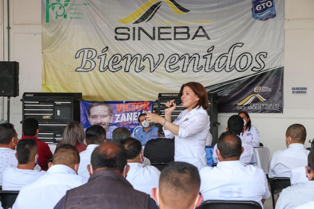PROPONE ITZEL BALDERAS REACTIVAR LA ECONOMÍA 3
