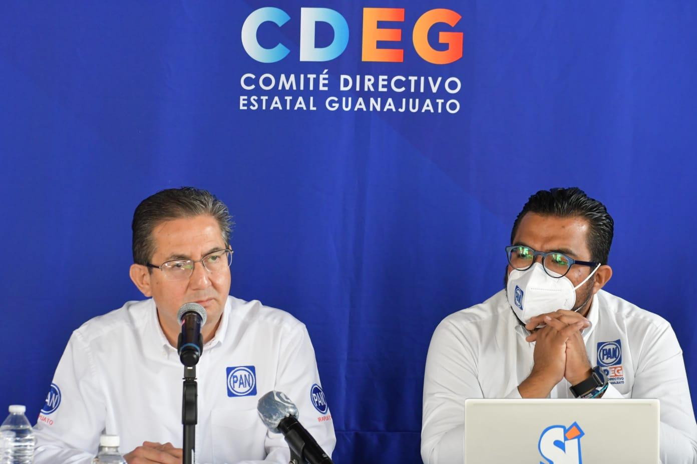 DENUCIA PAN IRAPUATO GUERRA SUCIA EN CAMPAÑAS ELECTORALES 1