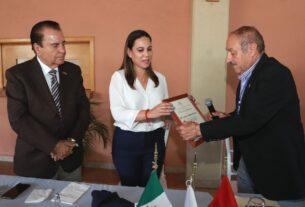 RESPALDAN A LORENA ALFARO EJECUTIVOS DE VENTA Y MERCADOTECNIA A.C 4