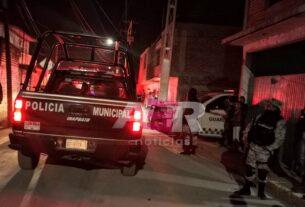 Ataque armado deja un muerto y dos lesionados en la Lucio Cabañas 4