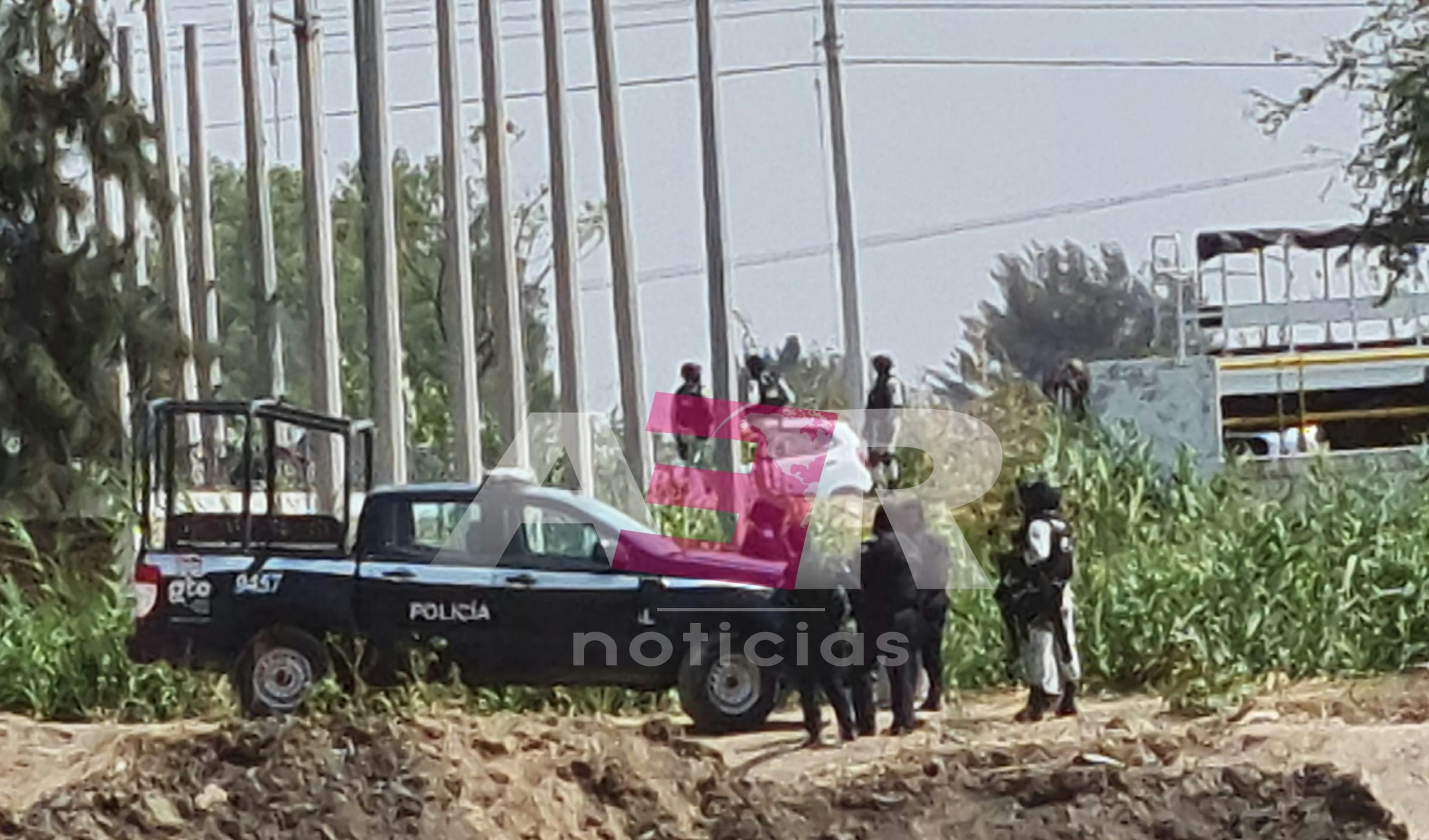 Localizan a dos hombres decapitados y desnudos en camino a Lo de Juárez 1