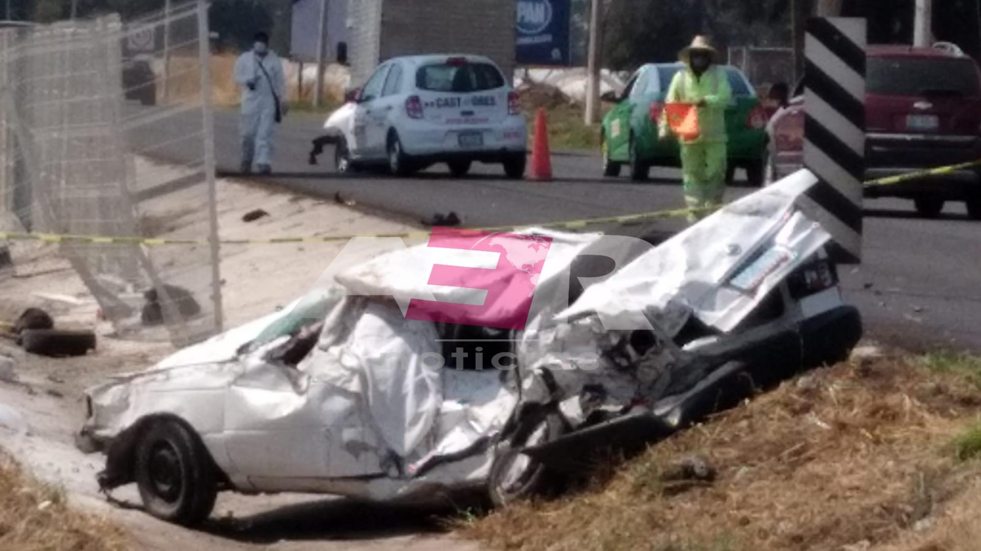 Trágico accidente en el Libramiento Norte deja a un conductor sin vida 1