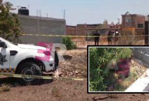 """Localizan el cuerpo decapitado de una mujer en finca dentro de predio """"Martín Negrete"""" 4"""