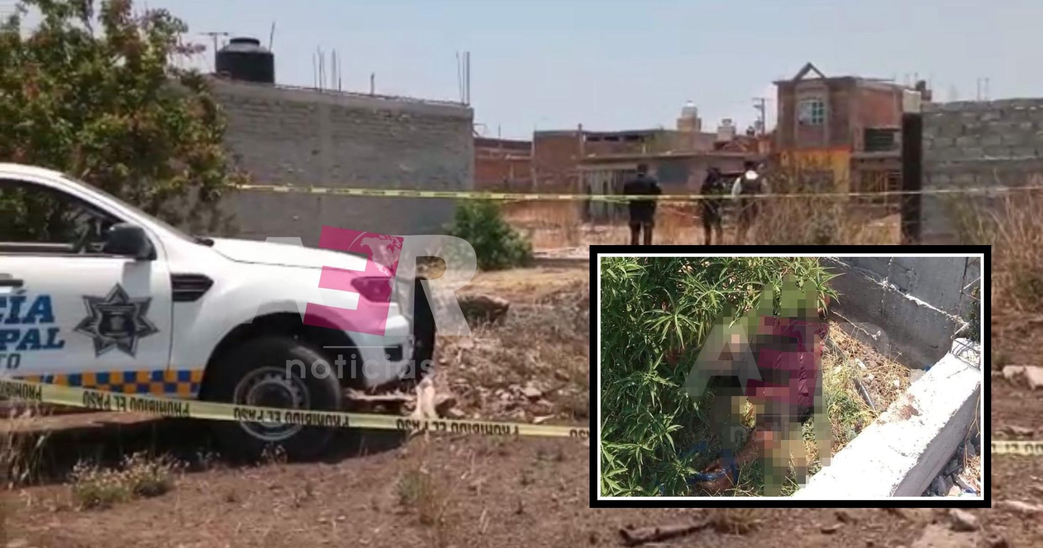 """Localizan el cuerpo decapitado de una mujer en finca dentro de predio """"Martín Negrete"""" 8"""