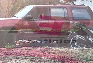Confirma la FGE cuatro lesionados en ejecución de candidata en Moroleón 2