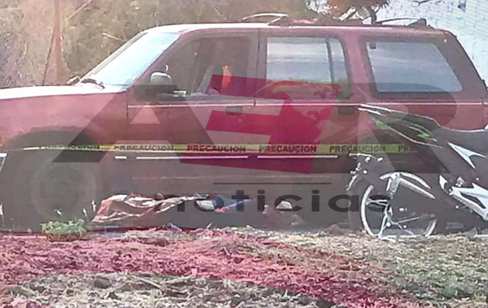 Confirma la FGE cuatro lesionados en ejecución de candidata en Moroleón 1