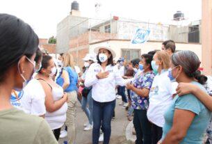 SUSY BERMÚDEZ: VAMOS A FORTALECER EL TEMA DE PREVENCIÓN EN IRAPUATO 3