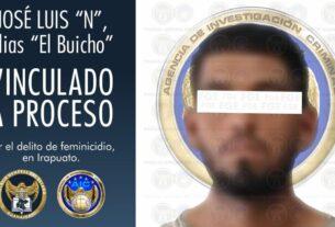 Vinculan a proceso a hombre que mató y decapitó a una mujer en Irapuato 3