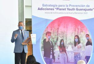 REFRENDA COMPROMISO IRAPUATO CON PROGRAMA PLANET YOUTH 4