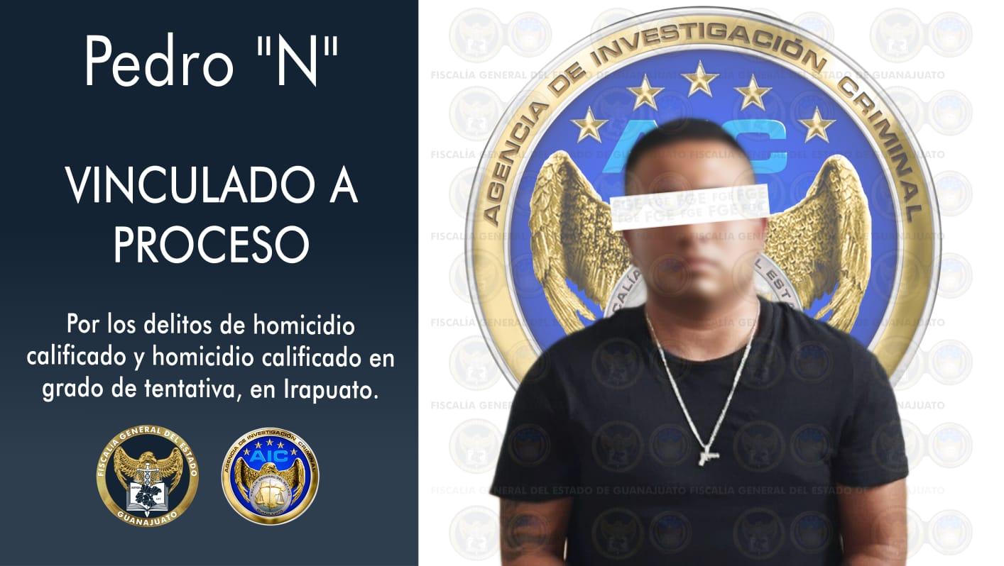 Vinculan a proceso a policía de Irapuato por homicidio de menor y tentativa de homicidio 1