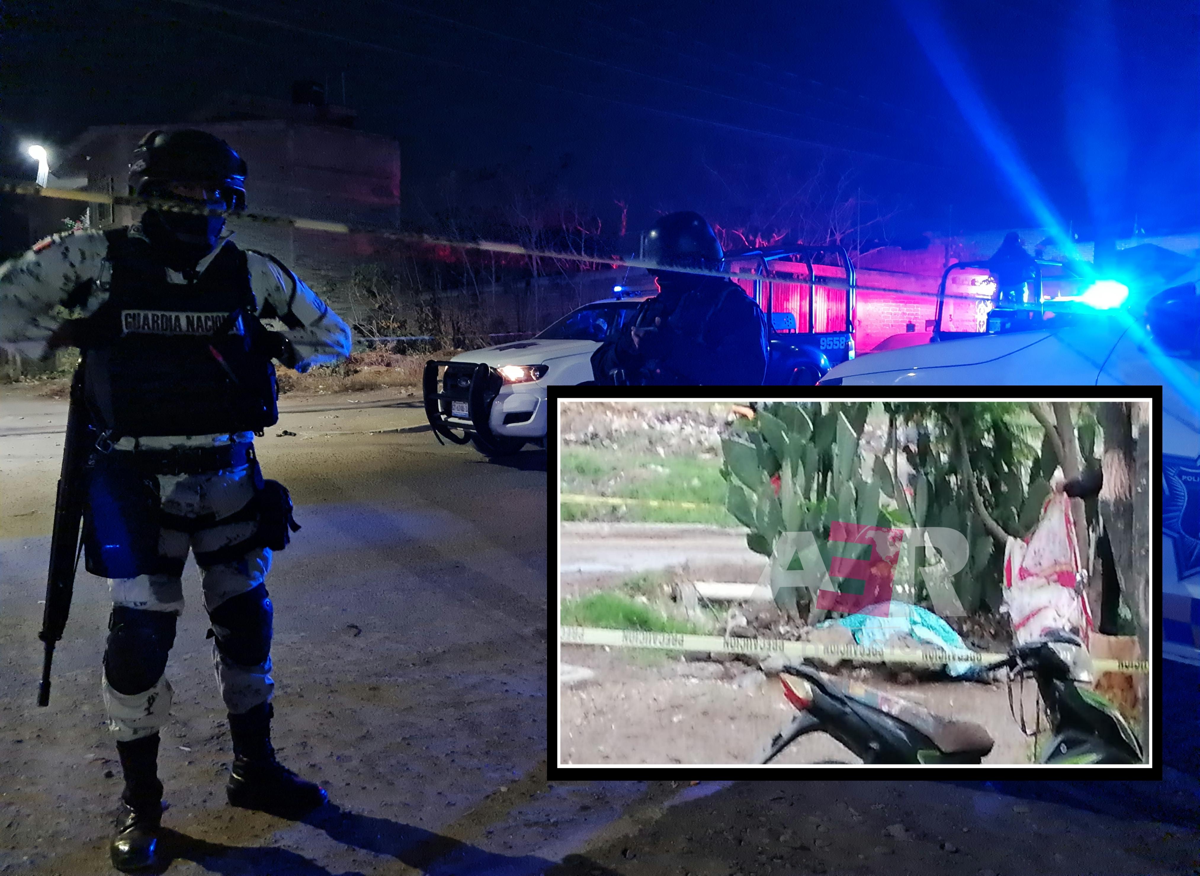 Cuatro muertos, una mujer y tres hombres en dos ataques armados 2