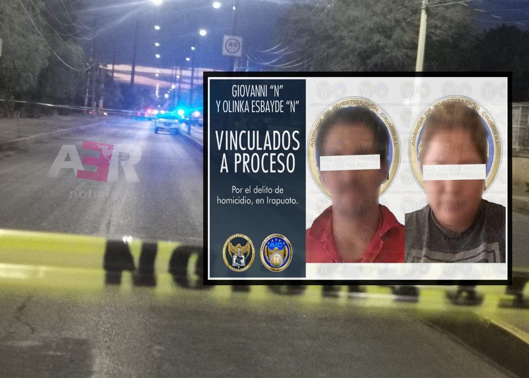 """Capturan a hermanos imputados en el homicidio del catedrático de la UG, Carlos Alberto """"N"""" en Irapuato. 3"""