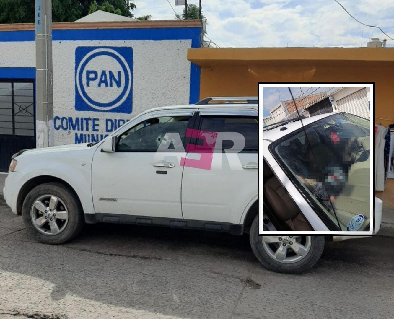 Ejecutan a simpatizante del PAN en Apaseo El Grande 4