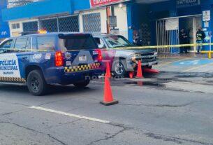 Un muerto y tres lesionados deja ataque armado en la carretera Irapuato-Pueblo Nuevo 4