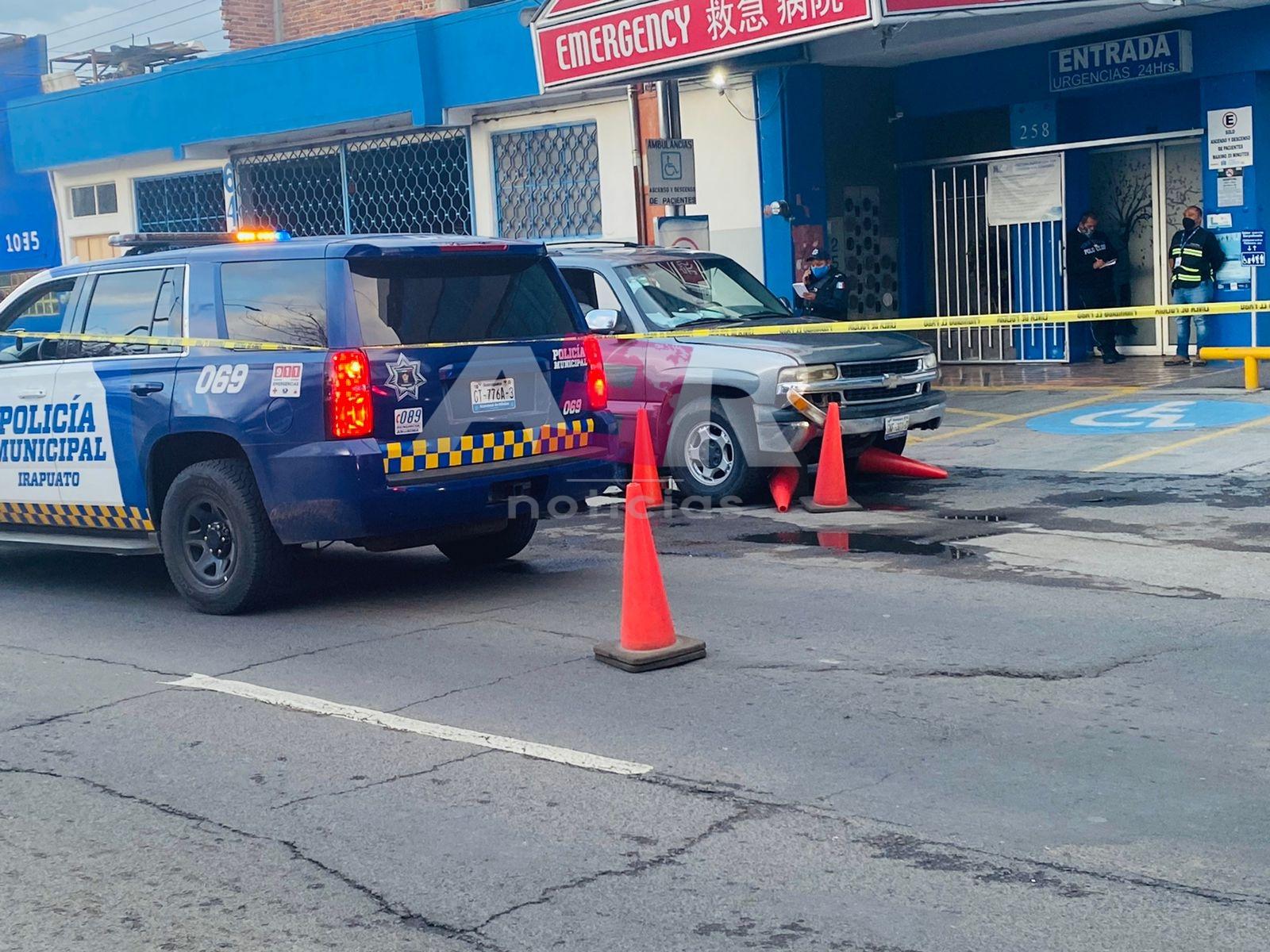 Un muerto y tres lesionados deja ataque armado en la carretera Irapuato-Pueblo Nuevo 1