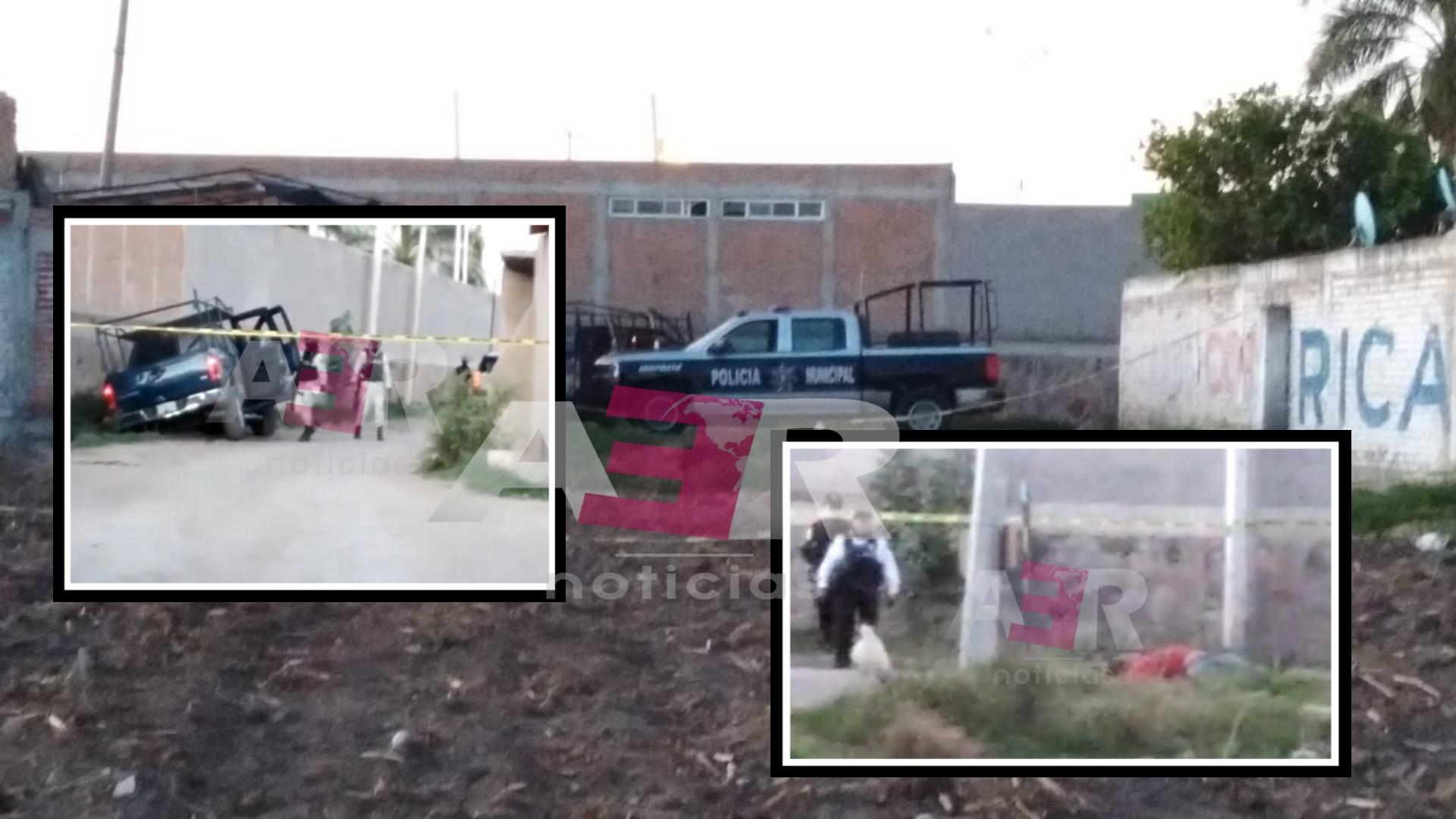 Matan a padre y a su hijo de 10 años en El Carrizalito, otro hombre resultó lesionado. 9