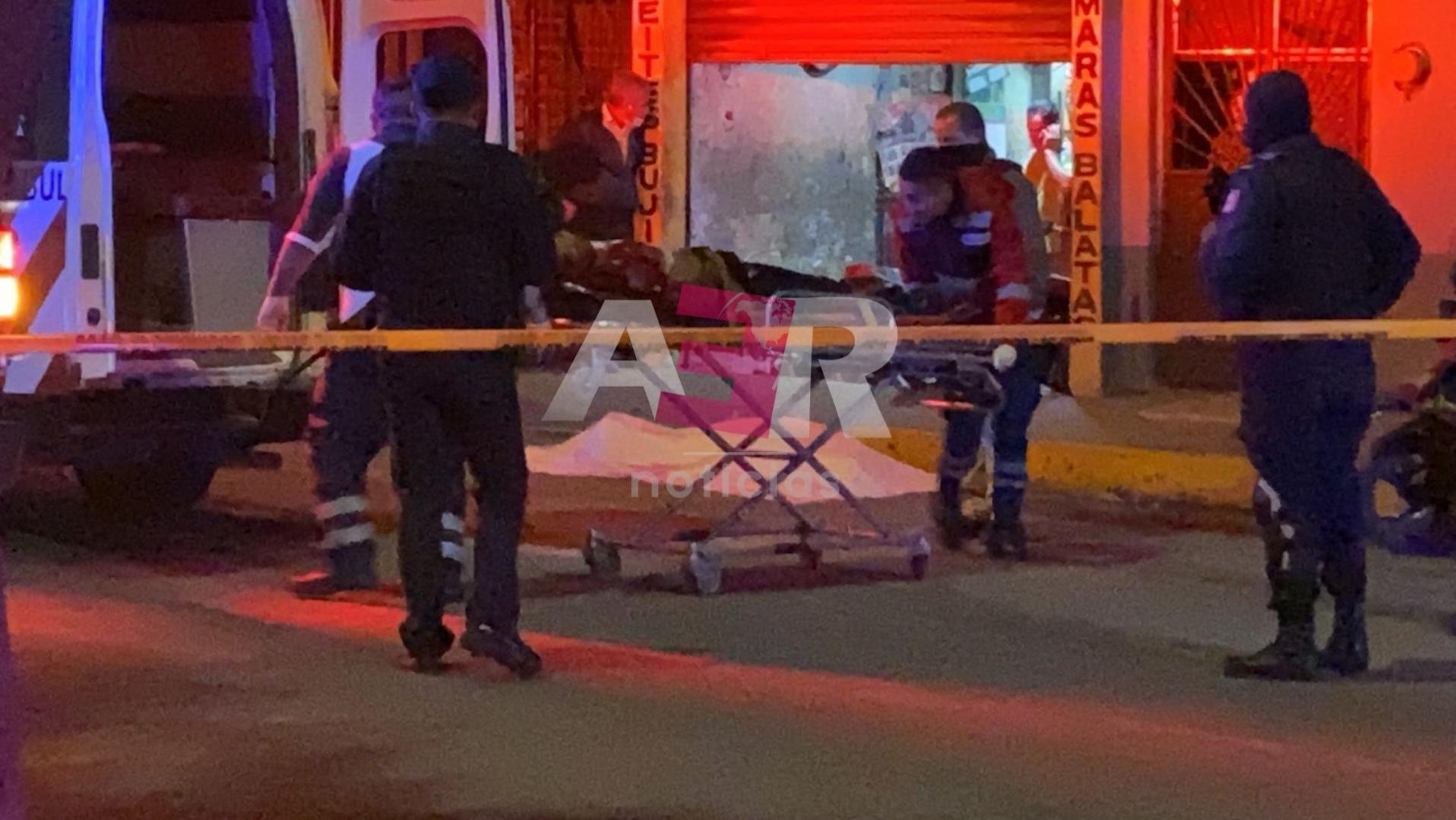 Cobra cuarta víctima mortal ataques armados registrados en Irapuato la noche del martes 1
