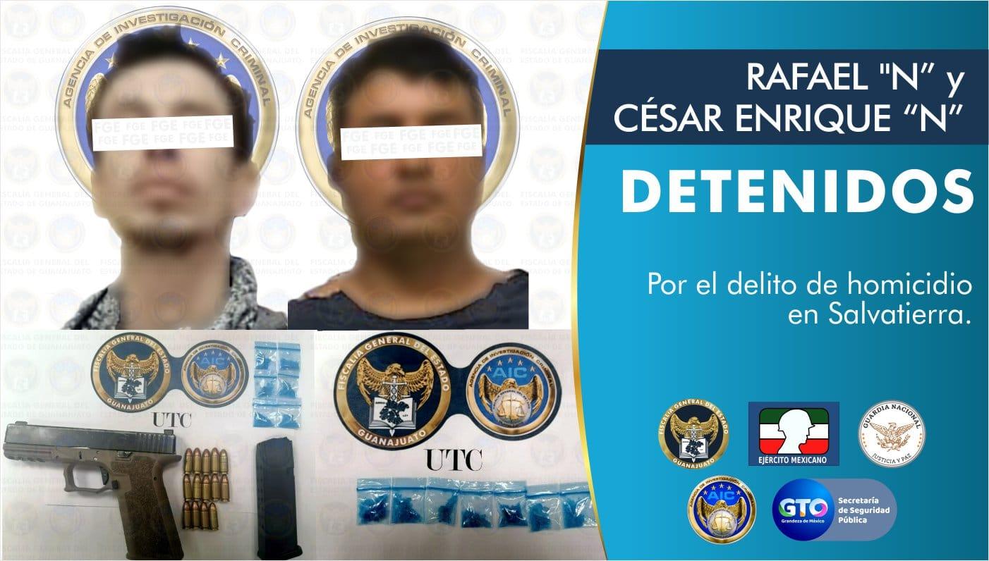"""Detienen a los homicidas de Javier """"N"""", integrante de la Comisión Estatal de Búsqueda de Personas Desaparecidas. 1"""