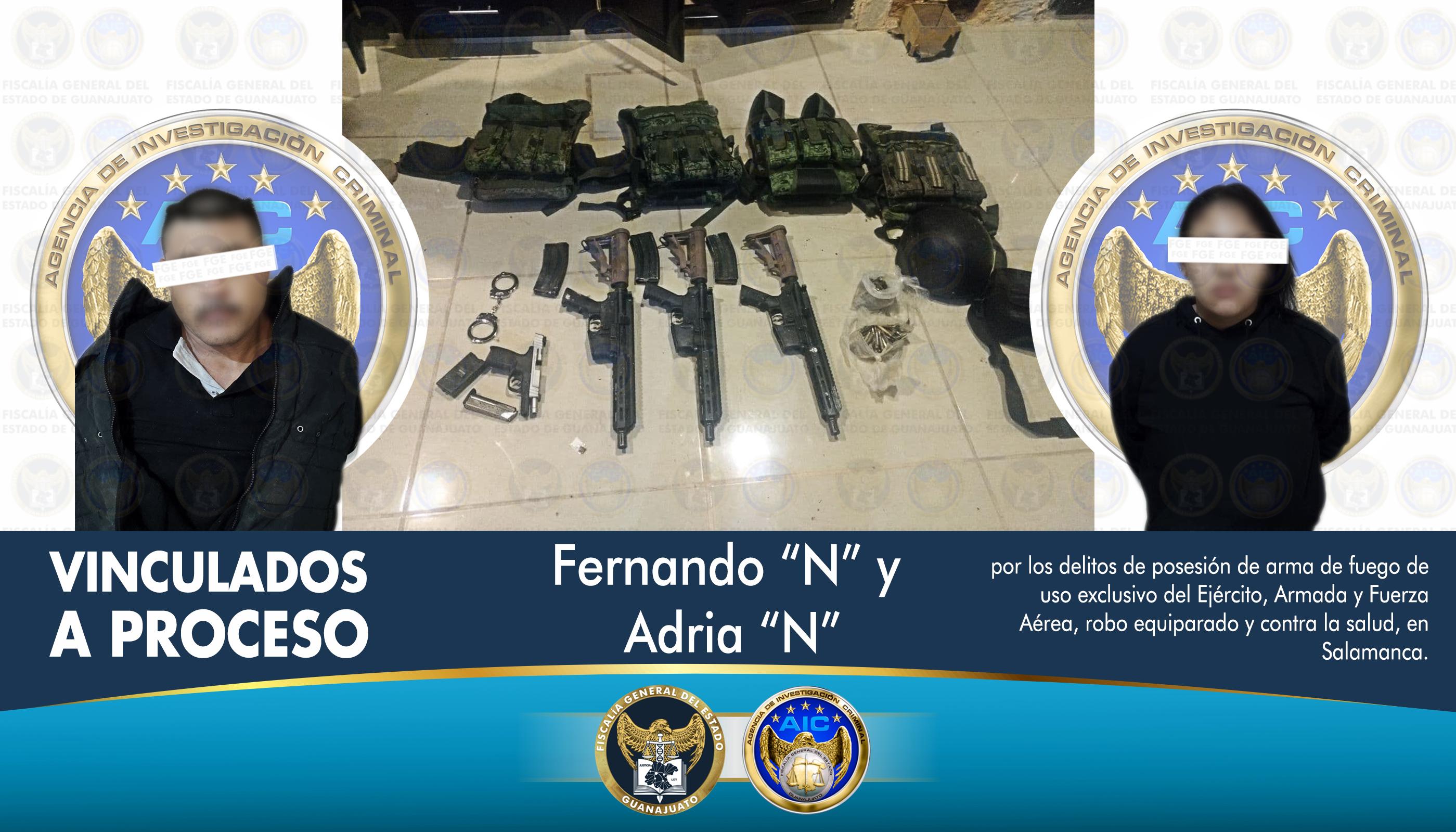 Aseguran armas, vehículos, cartuchos útiles, equipo táctico y dosis de droga, durante un cateo en un inmueble en Salamanca. 6
