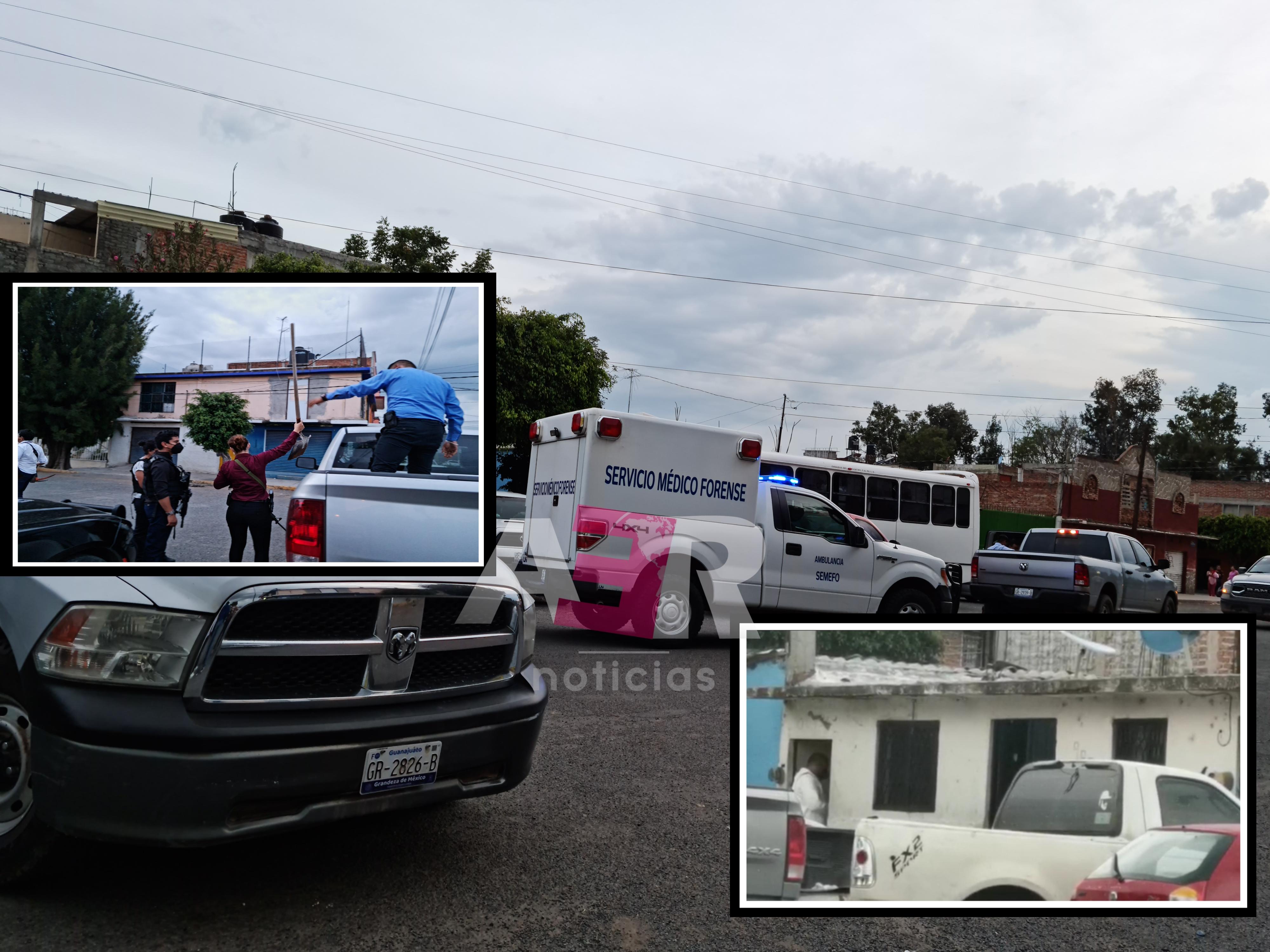 Encobijado y putrefacto hallan cuerpo de un hombre en la Col. Plan Guanajuato 1
