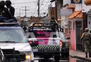 Un presunto delincuente abatido y varios detenidos tras enfrentamiento entre civiles y Guardia Nacional 4